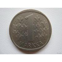 1 марка 1978K Финляндия  KM# 49a