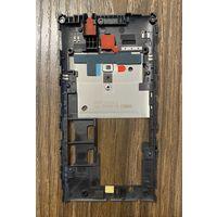 Средняя часть корпуса Sony M35C (оригинал) 1269-4482