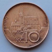 Чехия 10 крон. 1993