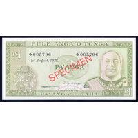 TONGA/Тонга_1 Paanga SPECIMEN_1978_Pick#CS1 (19.b)_UNC