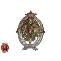 """Знак """"100 лет местным войскам"""" полковой знак (1911) (КОПИЯ)"""