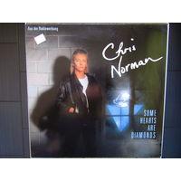 Chris Norman - Some Hearts Are Diamonds 86 Hansa Germany NM/EX
