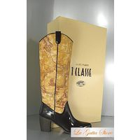 РАСПРОДАЖА!!! СКИДКА 45 %!!! Эксклюзивные сапоги итальянского бренда ALVIERO MARTINI Prima Classe, 100 % оригинальные