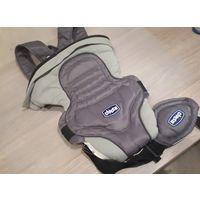 Сумка рюкзак переноска Chicco для детей