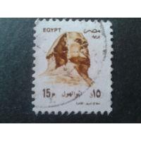 Египет 1993 сфинкс малый размер