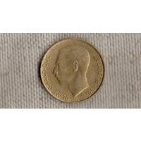 Люксембург 5 франков 1987(Zo)