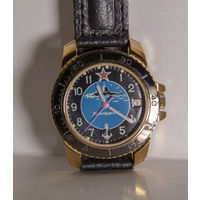 Новые механические часы Командирские ВМФ подводники