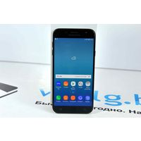 Смартфон Samsung Galaxy J7 (2017) Dual SIM (черный) [SM-J730FM/DS]