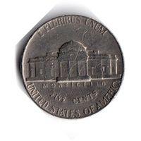 США. 5 центов. 1974