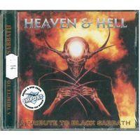 CD Various - Heaven & Hell - A Tribute To Black Sabbath (2003) Speed Metal, Death Metal, Black Metal, Thrash, Hardcore, Doom Metal