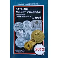 Katalog monet polskich 2013. Janusz Parchimowicz