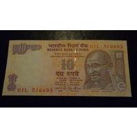 10 рупий Индия 01L 516693
