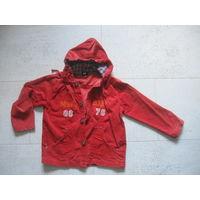 Куртка летняя для мальчика НМ 110