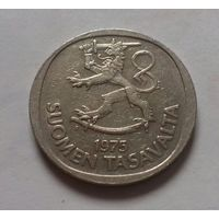 1 марка, Финляндия 1975 г., S