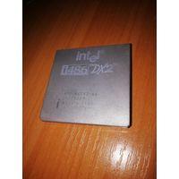 Intel i486 DX2-66 процессор