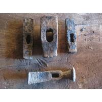 Набор молотков кованых, начало двадцатого столетия.