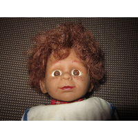 Кукла испанская номерная