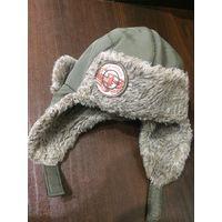 Зимняя шапка на 50 размер головы