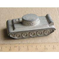 ТАНК металл произведено в СССР вид 2
