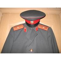 Китель брюки фуражка милиция майора МВД СССР