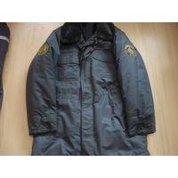 Куртка удлинённая МВД рост 188 размер 52