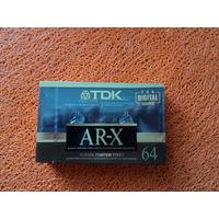 Аудиокассета TDK AR-X 64
