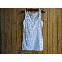 Майка (сорочка трикотажная) удлиненная, р.42-44
