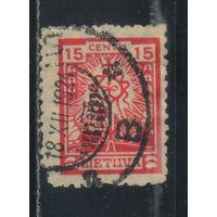 Литва Респ 1923 Символ #188