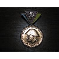 Медаль-DDR