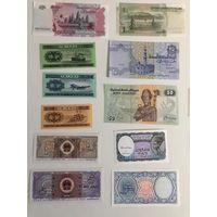 Новые банкноты сборник 2