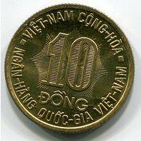 ЮЖНЫЙ ВЬЕТНАМ - 10 ДОНГ 1974