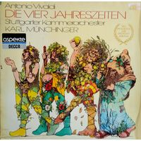 Antonio Vivaldi/Времена Года/1973, Decca, Germany, LP, EX