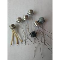 Транзисторы мп37, мп37б. С рубля