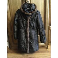 Пальто фирменное Деми-зима р. 44-46