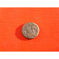 Монета. Пантикапея  около 314-310 гг. до н.э.