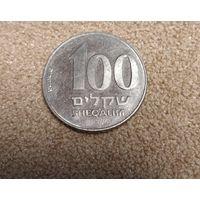 Израиль 100 шекелей 1985 Зеэв Жаботински