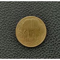 10 центов Эфиопии