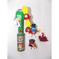 M&M игрушка эмэмдэмс одним лотом, можно поштучно