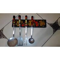 Кухонный набор СССР хохлома