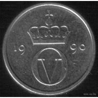 10 эре 1990 год Норвегия