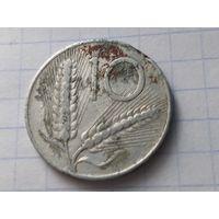 Италия 10 лир, 1953