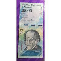10000 боливаров Венесуэла 2017 г.