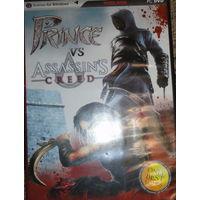 Компьютерная игра Prince VS Assassin S Сreed Цена: 1 руб. Перед покупкой уточняйте наличие- лот выставлен на других площадках. Состояние – как на фото, смотрите внимательно - вы получите именно то, чт