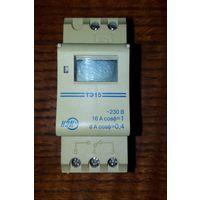 Реле времени ТЭ15 таймер электронный (ИЭК)