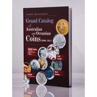 """Лукаш Розановски. """"Большой каталог монет Австралии и Океании. 2000-2017 год"""" Издание на английском языке."""