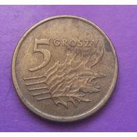 5 грошей 2002 Польша #02