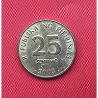 75-37 Филиппины, 25 сентимо 2003 г.
