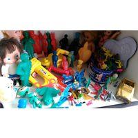 Лягушка- попрыгушка, игрушка ссср, игрушки ссср, лот 4
