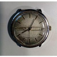 Часы Ракета с календарем, СССР. Рабочие.