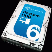 ВИНЧЕСТЕР (HDD) - Seagate Desktop 6TB (6000GB) (б/у)